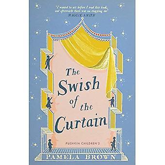 The Swish of the Curtain (Blue Door 1)