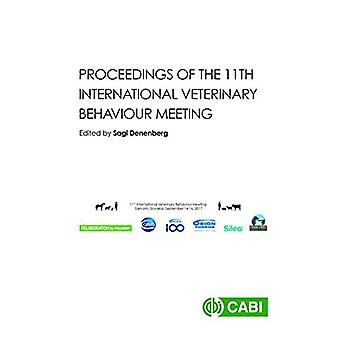 Målet för 11: e internationella veterinärmedicinska beteende mötet