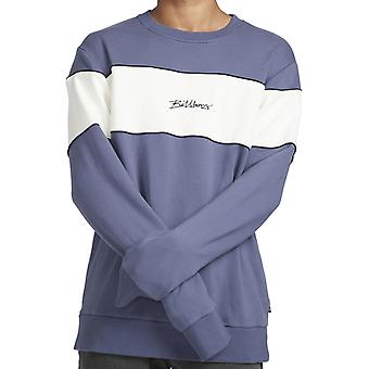 Billabong 91 Sweatshirt in Purple Haze
