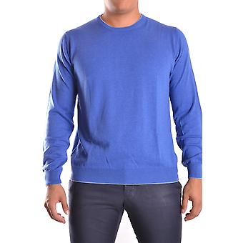 Altea Ezbc048028 Men's Blue Cotton Sweater