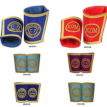 Royal Antediluvian Order of Buffaloes RAOB - Gauntlets / Cuffs