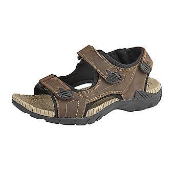Roamers Mens 3 Touch sandales de fixation
