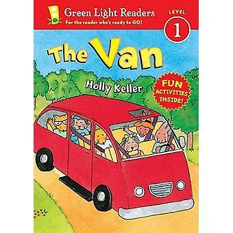 The Van by Holly Keller - 9780152065874 Book