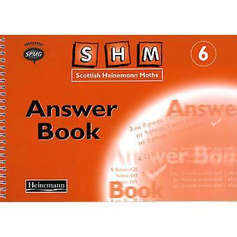 Scottish Heinemann Maths-6-livro de respostas-9780435179861 livro