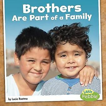 Brothers Are Part of a Family by Lucia Raatma - 9781515774617 Book