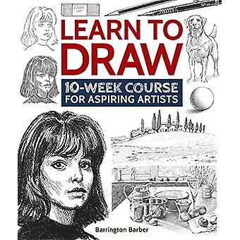 Learn to Draw by Barrington Barber - 9781784283605 Book