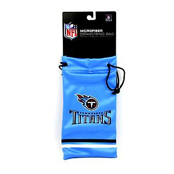 Tennessee Titans NFL Microfiber Glasses Bag