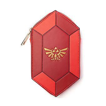 Ζέλντα Nintendo θρύλος του Διαμαντικού σχήματος κέρμα θήκη 16 cm πολύχρωμο (GW384117ZEL)