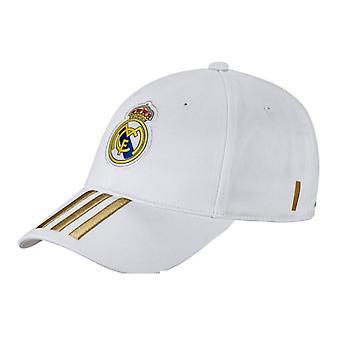 2019-2020 Real Madrid Adidas C40 Cap (Weiß)