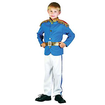 Costume principe di Bristol Novelty Childrens/Kids