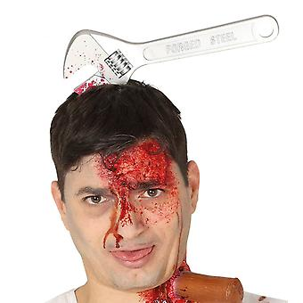 Accessorio Spanner Tiara Halloween