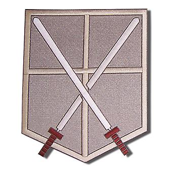 Patch - Attack on Titan - New 104th Cadet Corps Toys Anime Licensed ge44141