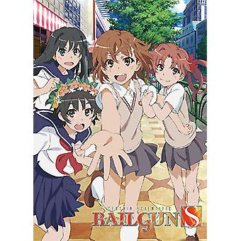 Blanket - Certain Scientific Railgun S - Group Sublimation Throw New ge57773