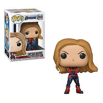 Avengers 4 Endgame kaptajn Marvel pop! Vinyl