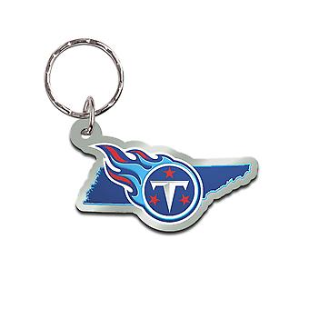 Wincraft STATE keychain-NFL Tennessee Titans