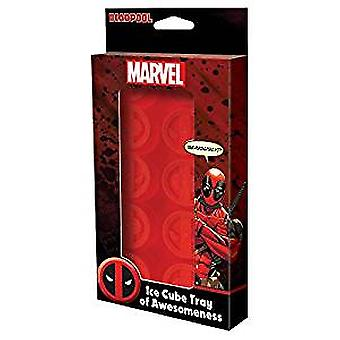 Ice Cube Tray - Marvel - Deadpool  Tray16343