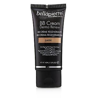 Bellapierre Cosmetics Derma Renew Bb Cream Spf 15 - # Dark - 40ml/1.5oz