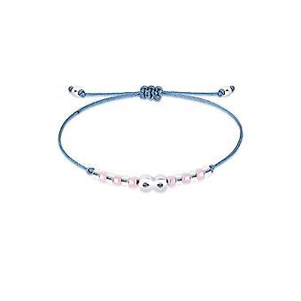 Elli (ELJW5) sølv kvinners flettet armbånd-0208620717_16
