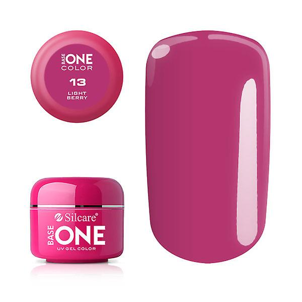 Base one - Color - Light berry 5g UV-gel