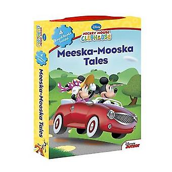 Mickey Mouse Clubhouse Meeska Mooska Tales - Board Book Boxed Set by D