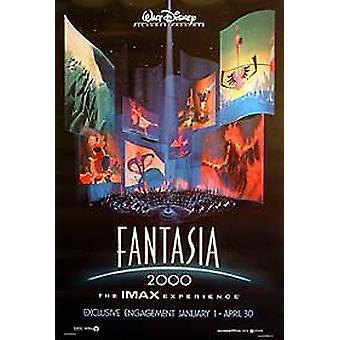 Fantasia (Double-Sided) Original Cinema Poster