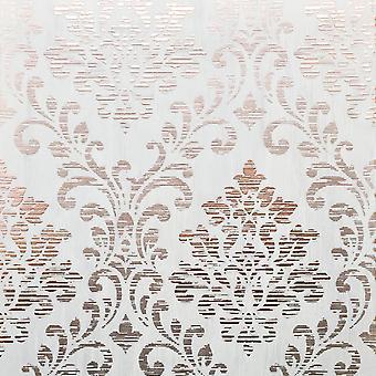 Charice Damast Wallpaper Rose Gold Muriva 702004