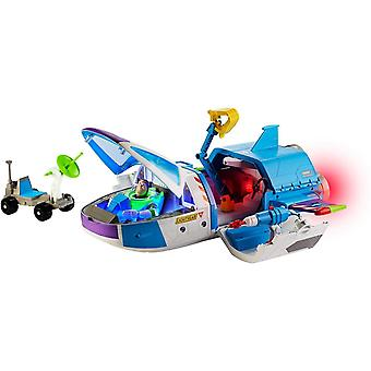 Toy Story 4 Buzz Lightyear's Star Command Center Toy Spaceship Toy Story 4 Buzz Lightyear's Star Command Center Toy Spaceship Toy Story 4 Buzz Lightyear's Star Command Center Toy Spaceship Toy