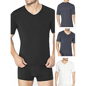 Mens Everfresh Short Sleeve V Neck T Shirt