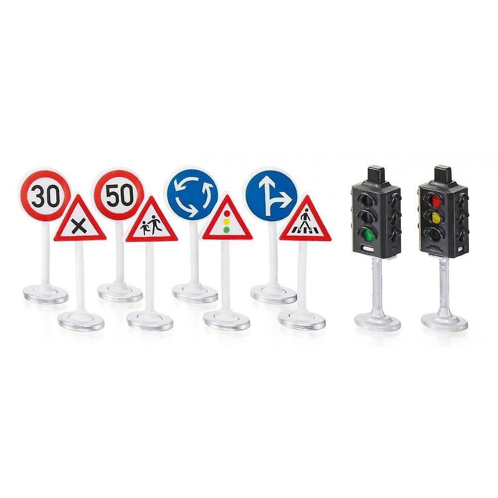 Siku World 5597 Traffic Lights & Signs