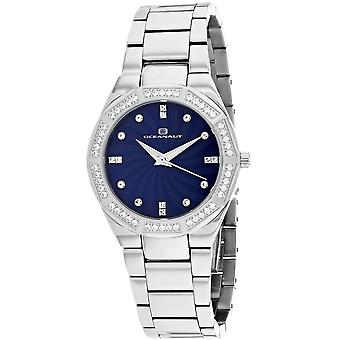Oceanaut Women's Athena Blue mother of pearl Dial Watch - OC0255