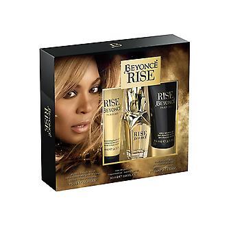 Beyoncé Rise Gift Set 30ml EDP + 75ml Shower Gel + 75ml Body Lotion