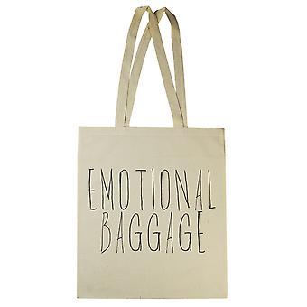 Bagaż emocjonalny - Torba na zakupy Tote Canvas