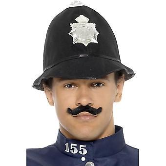 London Bobby Hat, Blackw