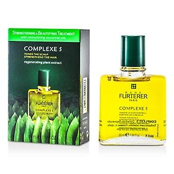 Rene Furterer Complexe 5 Stimulating Plant Extract With Essential Oils (pre-shampoo) - 50ml/1.6oz