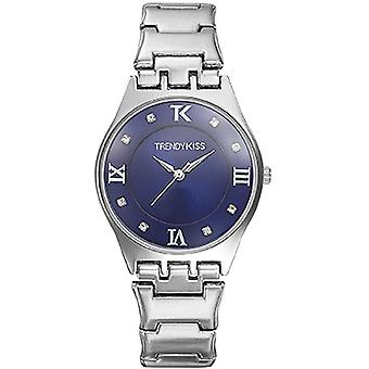 Watch Trendy Kiss Ladonas TM10085-05 - watch dial blue woman