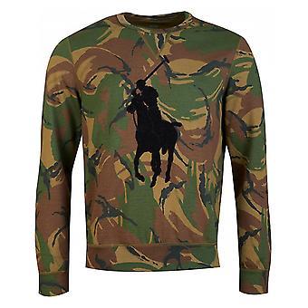 Polo Ralph Lauren Camo Sweatshirt