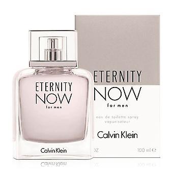 Men's Parfüm Eternity Şimdi Calvin Klein EDT/100 ml