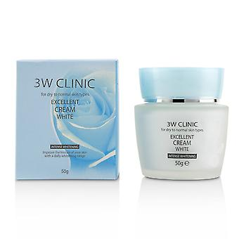 Excellent white cream (intensive whitening) for dry to normal skin types 222790 50g/1.7oz