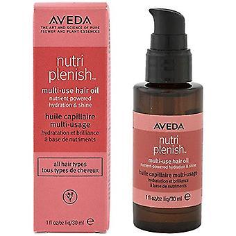 Aveda Nutriplenish Multi Use Hair Oil 30ml