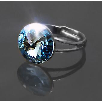 Ring mit Aquamarin Crystal RMB 1.2