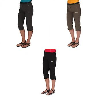Regatta Great Outdoors Womens/Ladies Xert Stretch II Capri Shorts
