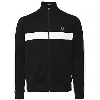 Fred Perry Contrast Panel Track Jacket J7540 102