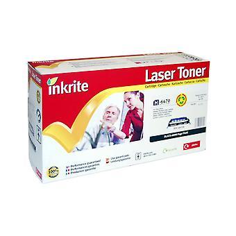 Inkrite Laser Toner Cartridge Compatible with HP Colour LaserJet 3600 3800 Black