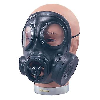Gas Mask. Rubber