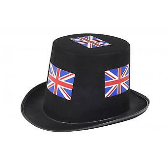 Union Jack bär Union Jack Black Top Hat