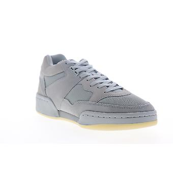 Ellesse Piazza 59 W.W Suede AM  Mens Gray Lace Up Low Top Sneakers Shoes