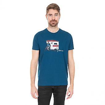 Hausfriedensbruch Mens Gibson II grafische Kurzarm T Shirt