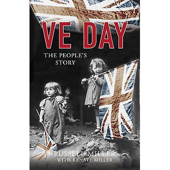 VE Day door Russell Miller