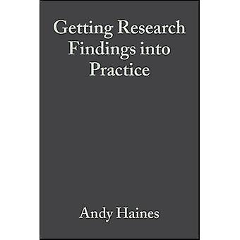 Getting Research Findings into Practice (2nd Revised edition) by Andy