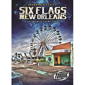 Six Flags New Orleans by Christina Leaf